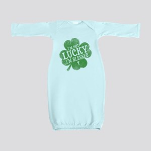 Christian St Patrick Baby Gown