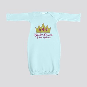 St Olaf Butter Queen Baby Gown