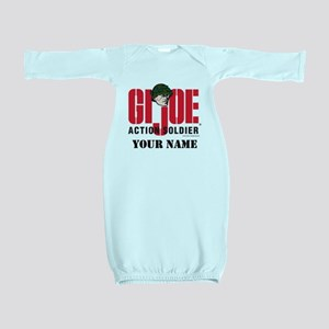 GI Joe Action Soldier Baby Gown