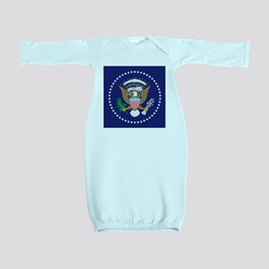 Presidential Seal Baby Gown