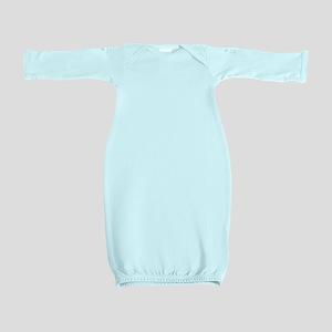 Make America Sick Again Baby Gown