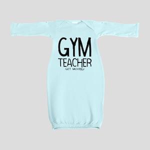 Gym Teacher Baby Gown