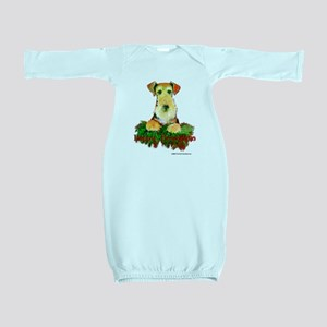 Happy Howlidays 2007  Baby Gown