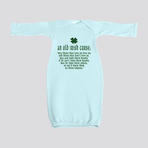 an old irish curse T-Shirt Baby Gown