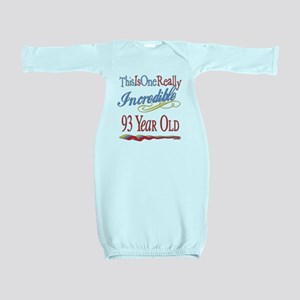 Incredibleat93 Baby Gown