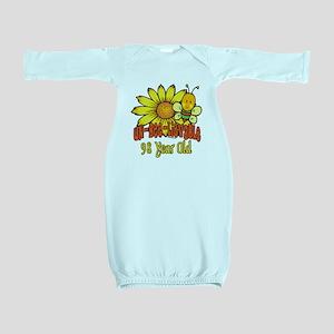 UNBELIEVABLEat98 Baby Gown