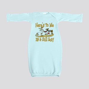 DogToast39 Baby Gown