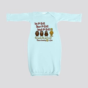 partyevil62 Baby Gown