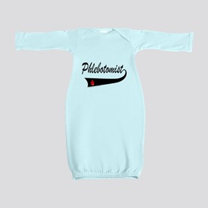 PHLEBOTOMIST Baby Gown