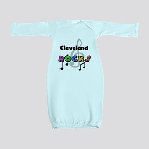 rockcleveland Baby Gown