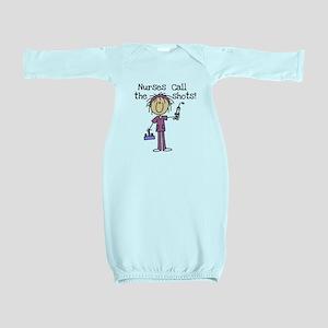 sticknursshots Baby Gown