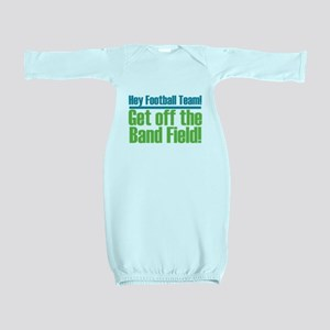 Marching Band Field Baby Gown