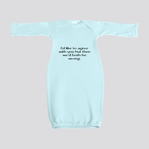 AgreeWrong_D Baby Gown