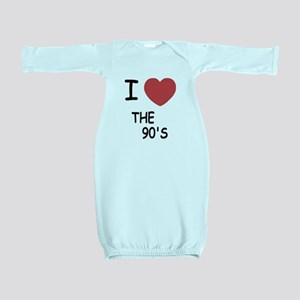 THE_90S Baby Gown