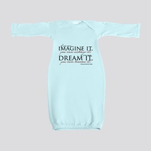 WARD1 Baby Gown