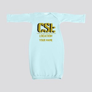 CSI Baby Gown
