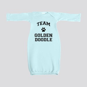 Team Goldendoodle Baby Gown