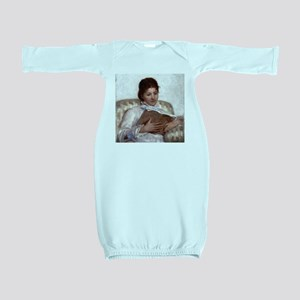 Mary Cassatt The Reader Baby Gown