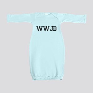 WWJD, Vintage Baby Gown
