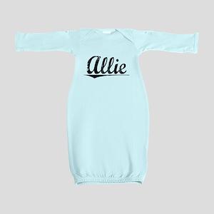 Allie, Vintage Baby Gown