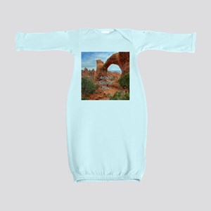 Arches National Park Baby Gown
