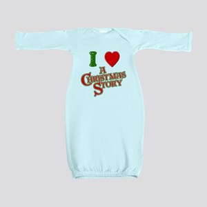 Christmas Story Baby Gown