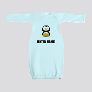 Penguin Personalize It! Baby Gown