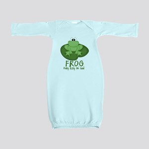 F.R.O.G. Baby Gown