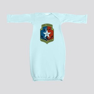 USS Texas (CGN 39) Baby Gown