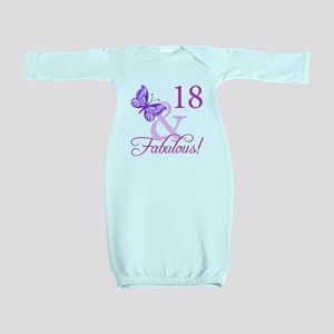 Fabulous 18th Birthday For Girls Baby Gown