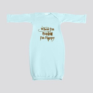 Roping Baby Gown