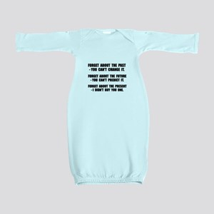 Forget Present Baby Gown