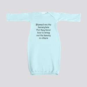 Hairstylist Baby Gown