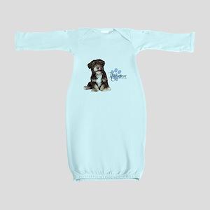 Havanese Puppy Baby Gown