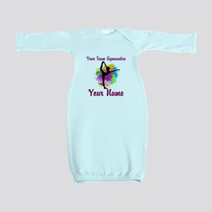Customizable Gymnastics Team Baby Gown
