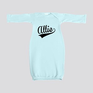 Allie, Retro, Baby Gown