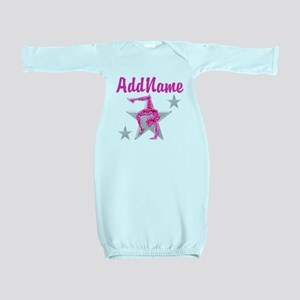 GORGEOUS GYMNAST Baby Gown
