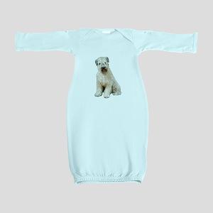Wheaten (sit) Baby Gown