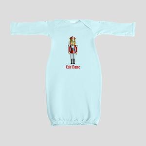 Customizable Nutcracker Baby Gown