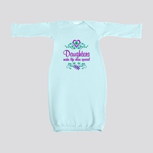 Special Daughter Baby Gown