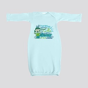 Lucys Perfect World Baby Gown