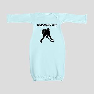 Hockey Player (Custom) Baby Gown