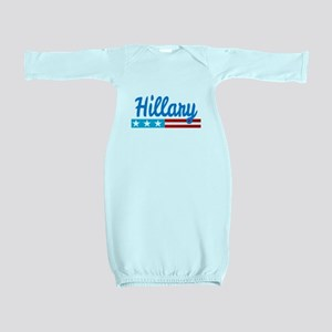 Hillary design Baby Gown