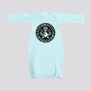 Band of Brothers Crest Baby Gown