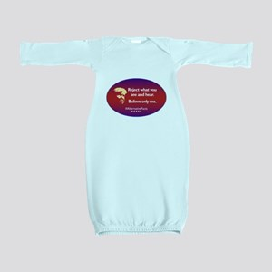 Trump. Alternative Facts Baby Gown