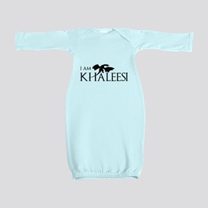 I am Khaleesi Baby Gown