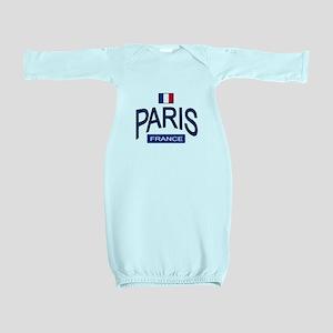 paris_france Baby Gown