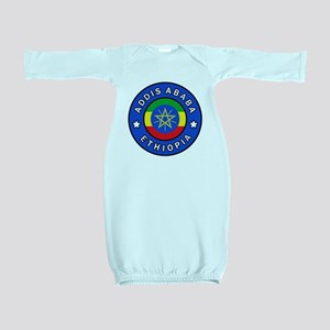 Addis Ababa Ethiopia Baby Gown
