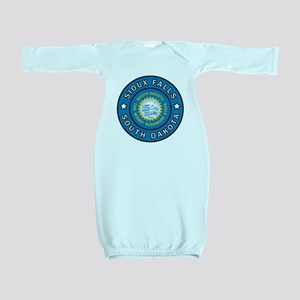 Sioux Falls South Dakota Baby Gown