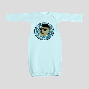 Heisendoge Baby Gown